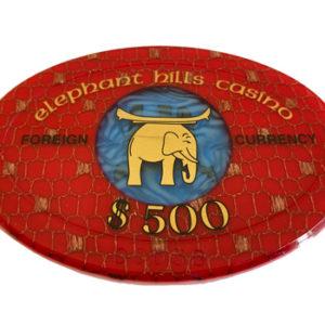 Elephant Hills Casino Chips